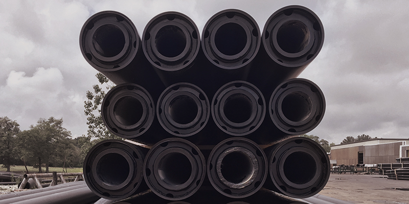 Dual Containment HDPE Pipe