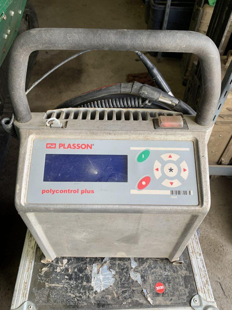 Plasson EF Pro Electrofusion