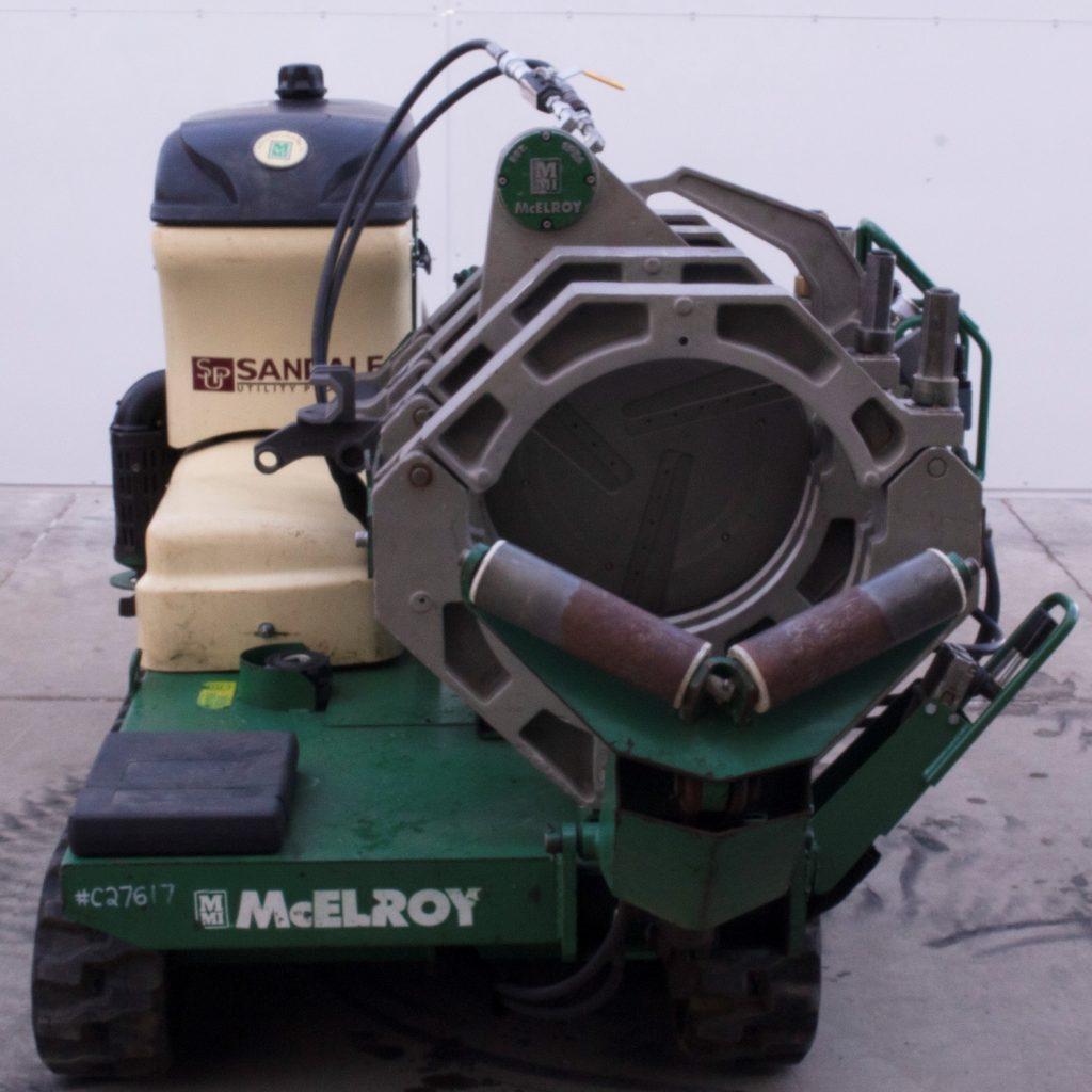 T618 HF FUSION MACHINE