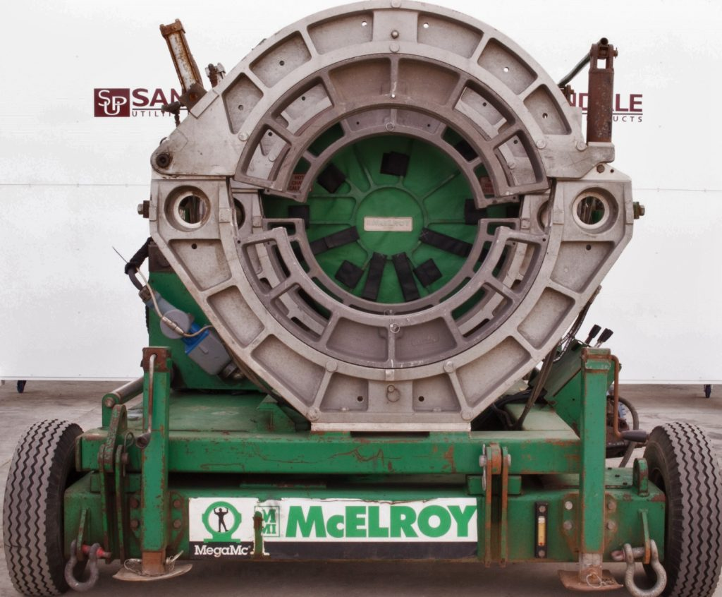 ROLLING 1236 HF FUSION MACHINE PKG